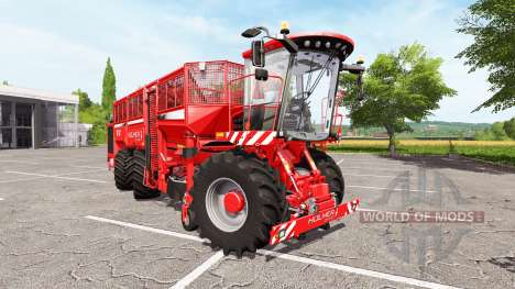 HOLMER Terra Dos T4-40 potato [pack] для Farming Simulator 2017
