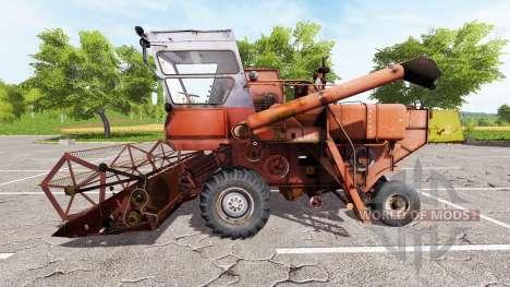 Ростсельмаш СК-5 Нива для Farming Simulator 2017