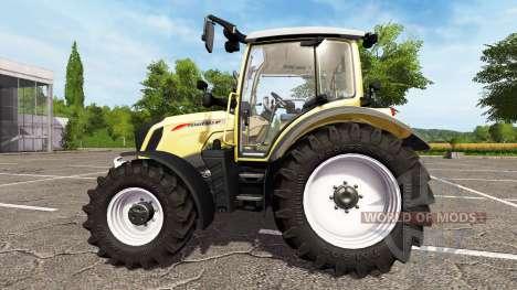 Fendt 313 Vario v1.3 для Farming Simulator 2017
