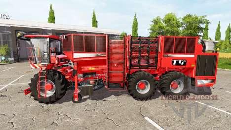 HOLMER Terra Dos T4-40 potato для Farming Simulator 2017