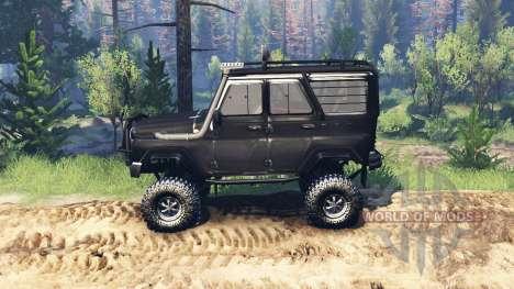 УАЗ-31520 v1.1 для Spin Tires
