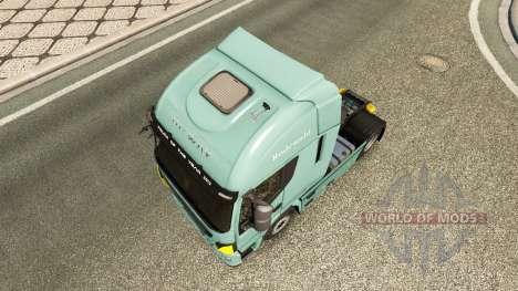 Скин Rodewald на тягач Iveco для Euro Truck Simulator 2