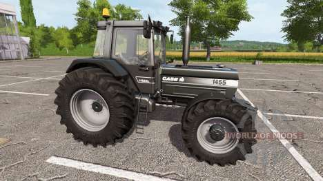 Case IH 1455 XL black edition для Farming Simulator 2017