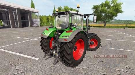 Fendt 724 Vario для Farming Simulator 2017