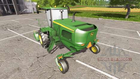 John Deere W260 v1.1 для Farming Simulator 2017