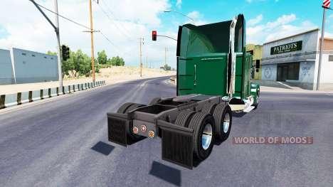 Freightliner FLD 120 для American Truck Simulator