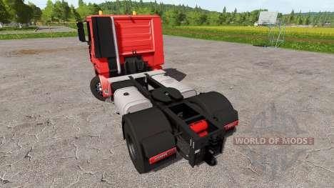 Iveco Stralis 470 LowCab v1.2.4 для Farming Simulator 2017