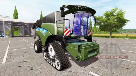 New Holland CR10.90 multicolor v1.1 для Farming Simulator 2017