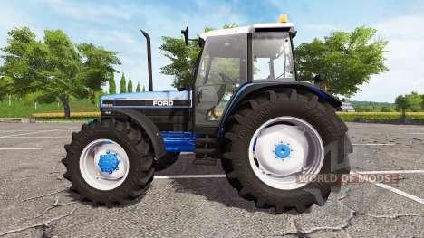 Ford 8240 для Farming Simulator 2017
