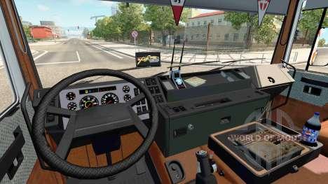 Volvo F10 Lommerts для Euro Truck Simulator 2