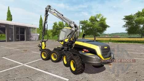 PONSSE ScorpionKing для Farming Simulator 2017
