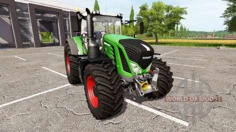 Fendt 939 Vario для Farming Simulator 2017