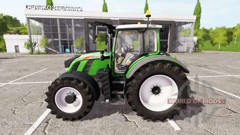 Fendt 716 Vario v1.3 для Farming Simulator 2017