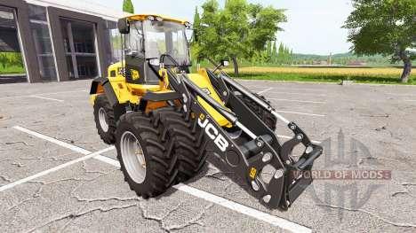 JCB 435S modified для Farming Simulator 2017
