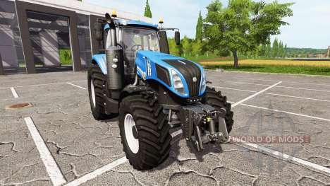 New Holland T8.320 для Farming Simulator 2017