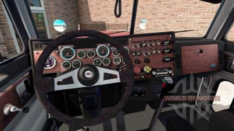Peterbilt 379 tipper для American Truck Simulator