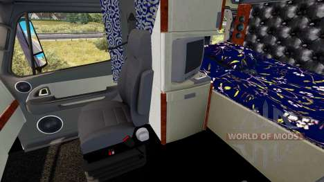 Freightliner Cascadia v2.2 для American Truck Simulator
