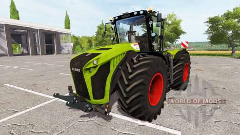 CLAAS Xerion 5000 для Farming Simulator 2017