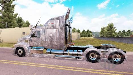 Wester Star 5700 [Optimus Prime] v1.4 для American Truck Simulator
