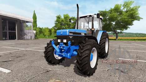 Ford 7840 для Farming Simulator 2017