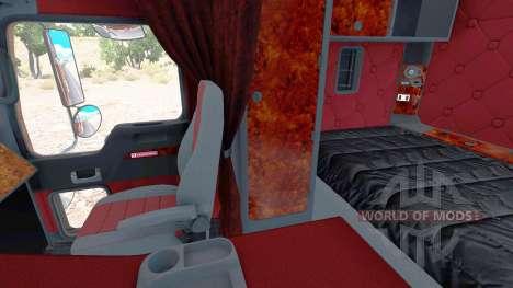 Kenworth K108 для American Truck Simulator