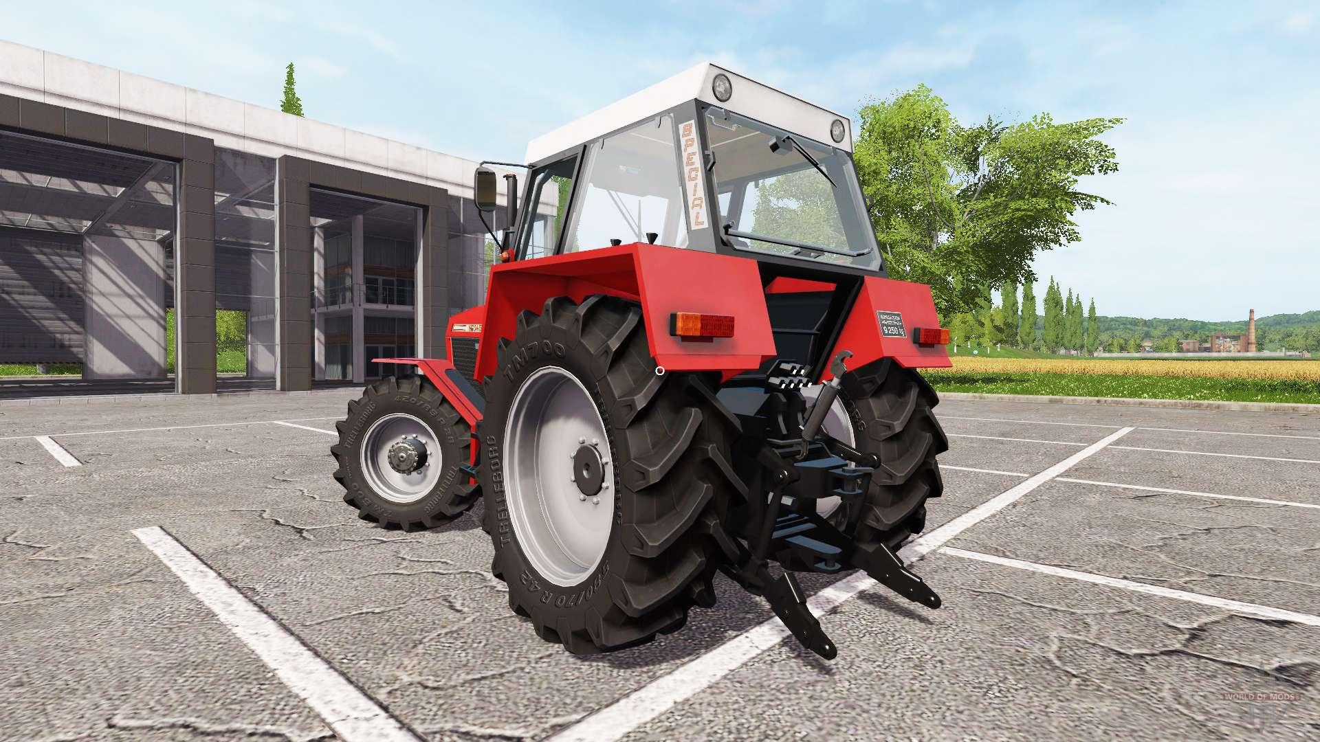 Скорость трактора  Беларус  МТЗ-80, мощность 80 л.с.