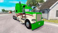 Скин Maverick Transportation на Peterbilt 389