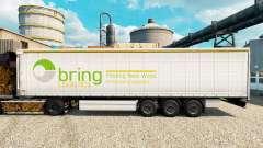 Скин Bring Logistics на полуприцепы