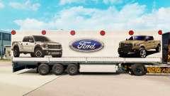 Скин Ford на полуприцепы