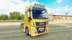 MAN TGX Euro 6 v4.0