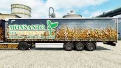 Скин Monsanto Bio на полуприцепы