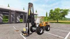 Sampo Rosenlew HR46X full cranecontrols v1.1