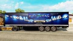 Скин FC Schalke 04 на полуприцепы