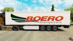 Скин Boero Transportes на полуприцепы