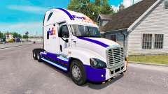Скин FedEx на тягач Freightliner Cascadia