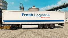 Скин Fresh Logistics на полуприцепы