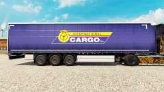 Скин PKS International Cargo S.A. на полуприцеп