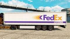 Скин FedEx Express на полуприцепы
