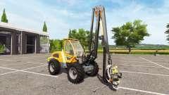 Sampo Rosenlew HR46X full cranecontrols