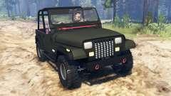 Jeep YJ 1991