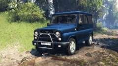 УАЗ-315195 Хантер v2.0