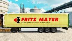 Скин Fritz Mayer на полуприцепы