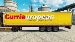 Скин Curries European на полуприцепы