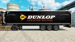 Скин Dunlop на полуприцепы