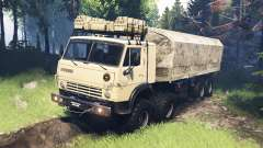КамАЗ-63501-996 Мустанг v5.0