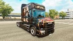 Скин Duck Dynasty на тягач Scania T