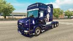 Скин Wolf на тягач Scania T