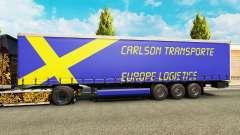 Скин Carlson Transporte на полуприцепы