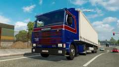 Сборник грузового транспорта для трафика v1.5