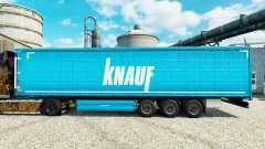 Скин Knauf на полуприцепы
